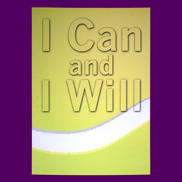 Motivational | Poster Design | Will