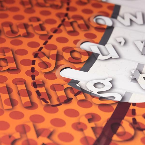 Motivational | Poster Design | Work for it Close Up