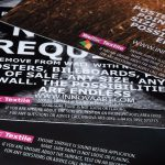 Promotional Cinema Style | Poster Design | Selection Close Up