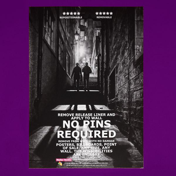 Promotional Cinema Style   Poster Design   Street
