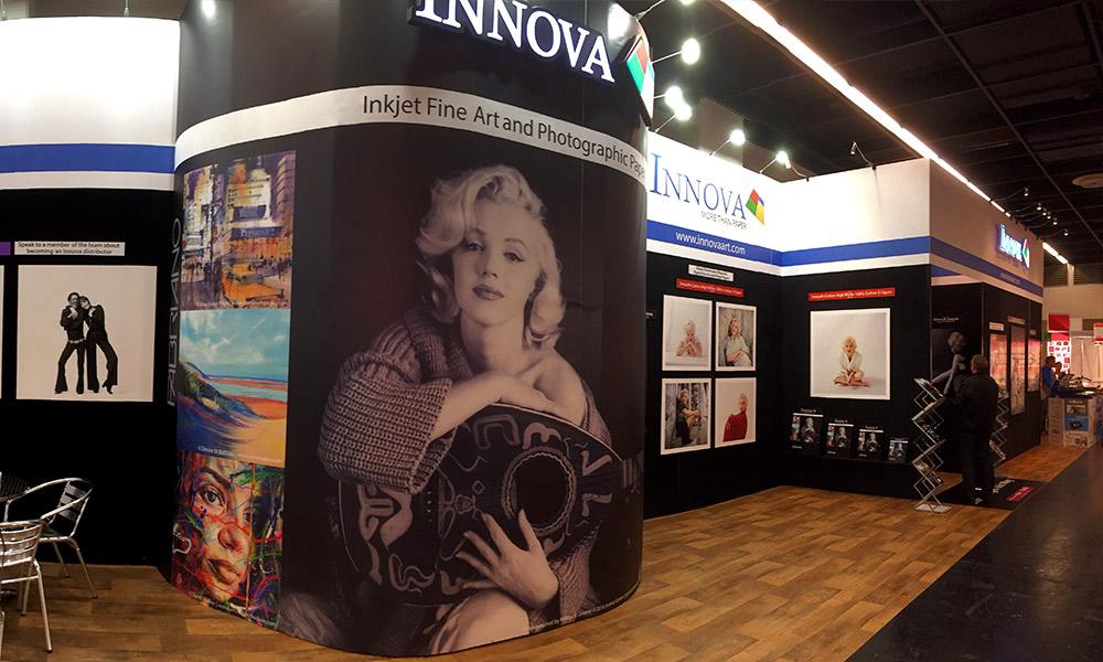 Photokina 2016   Trade Show Stand Design   Fine Art Papers