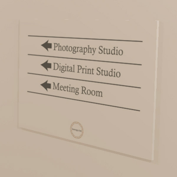 Innovation Hub Andover | Interior Design Concept | Internal Sign