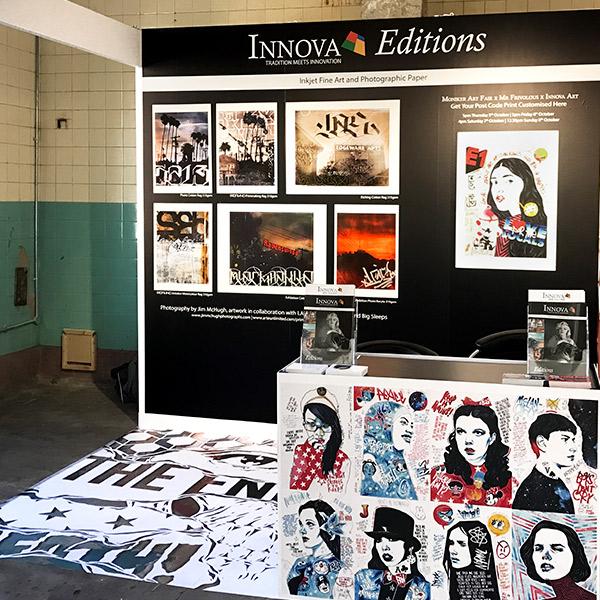 Moniker Art Fair 2017   Exhibition Stand Design   Front