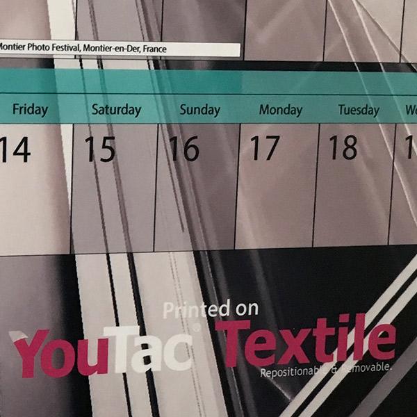 Year Planner 2018 | Poster Design | YouTac Logo