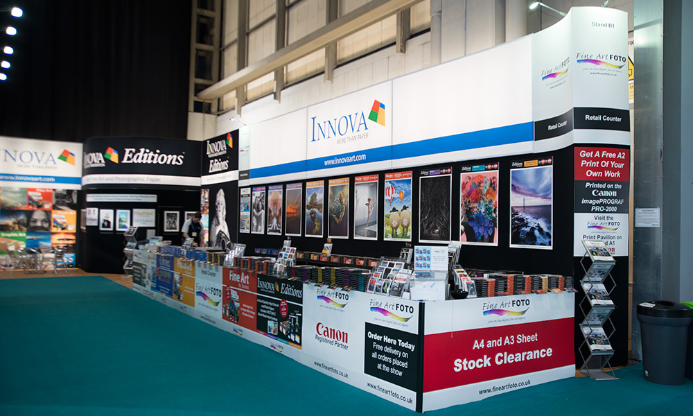 The Photography Show 2018 | Trade Show Stand Design | Right