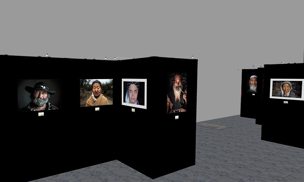 Photokina 2018 | Trade Show Gallery Stand Design Concept | Interior Center