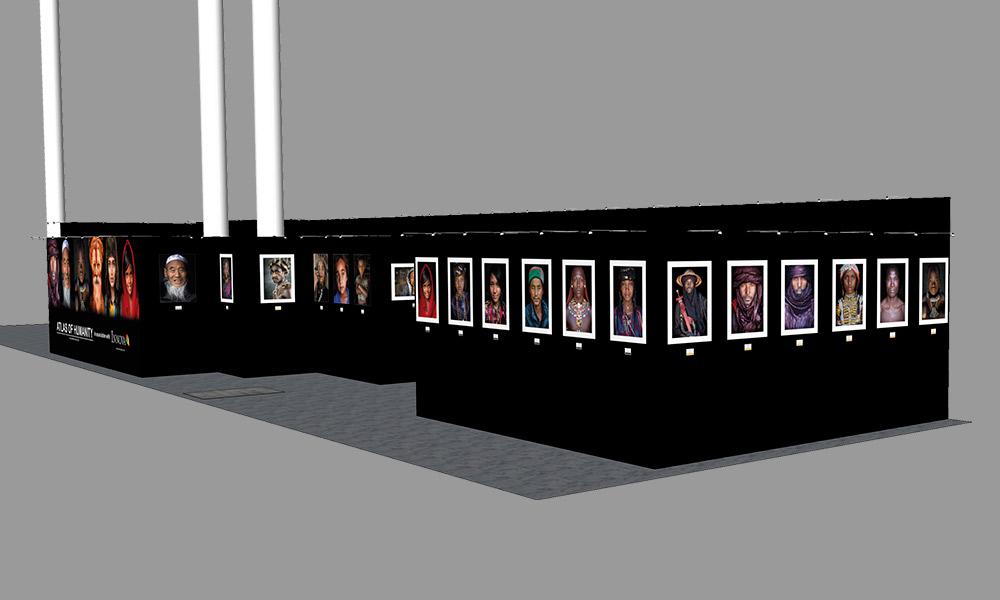 Photokina 2018 | Trade Show Gallery Stand Design Concept | Right