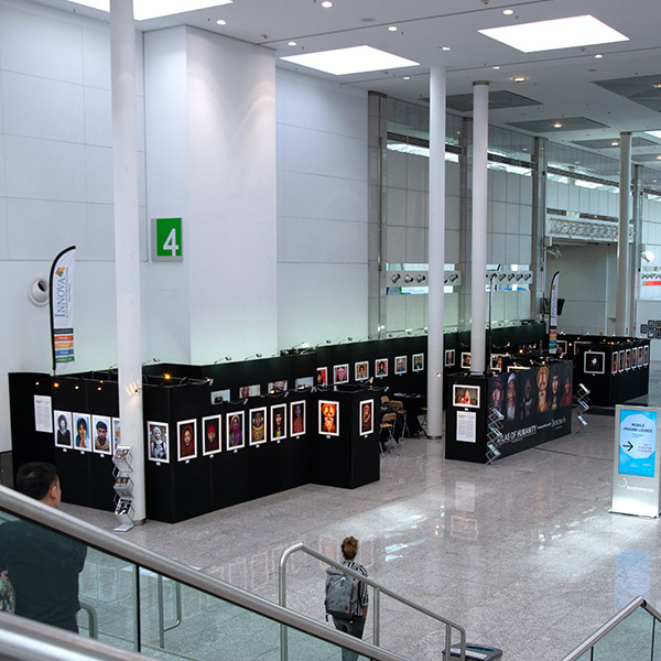 Photokina 2018 | Trade Show Gallery Stand Design | Overview