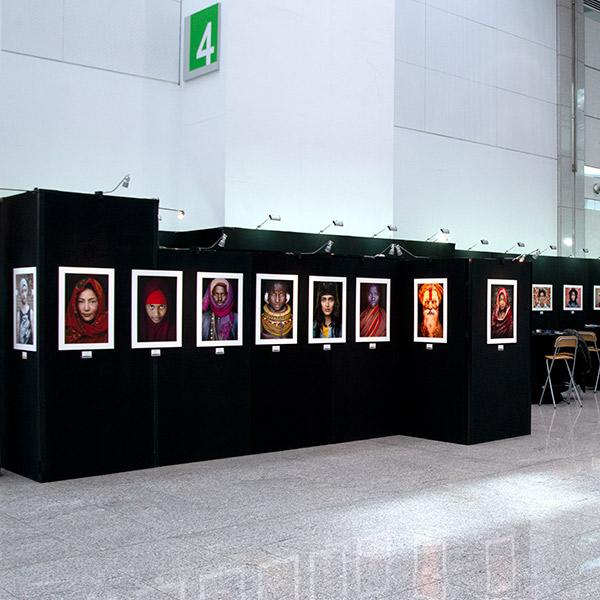 Photokina 2018 | Trade Show Gallery Stand Design | Atlas of Humanity Prints