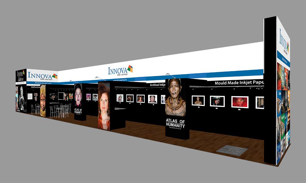 Photokina 2018 | Trade Show Stand Design Concept | Right