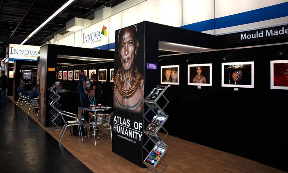 Photokina 2018 | Trade Show Stand Design | Headline Image Archway